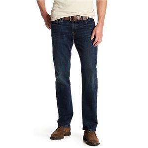 LIKE-NEW Men's Lucky Brand Straight Leg Jeans (32)